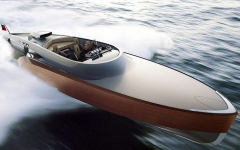 """aeroboat spitfire - claydon reeves"" Spitfire Spitfire on water aeroboat spitfire claydon reeves 3 480x300"
