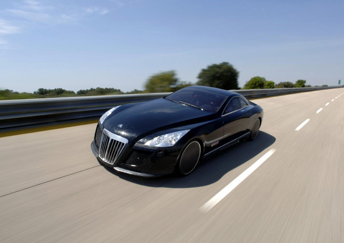 Most Expensive Car: The MayBach Exelero MayBach Most Expensive Car: The MayBach Exelero 55