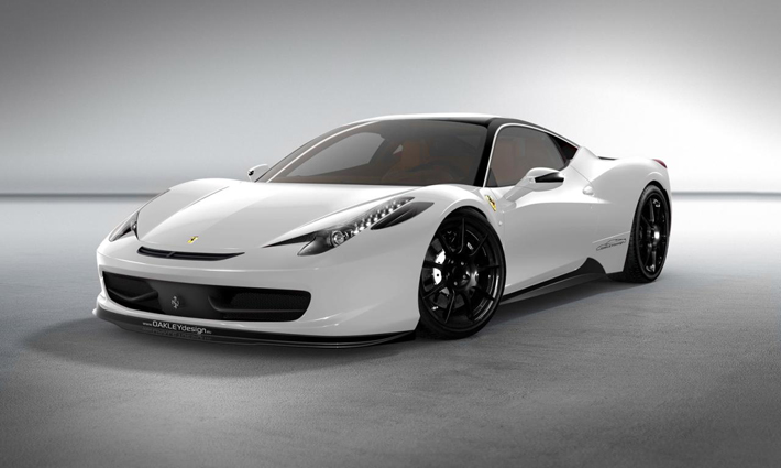 """The European tuner Oakley Design is offering a tuning package limited to just only 5 units that improves not only the car's appearance, but also its performance."" Ferrari 458 Italia Limited Edition By Oakley Design Ferrari 458 Italia Limited Edition By Oakley Design 14"