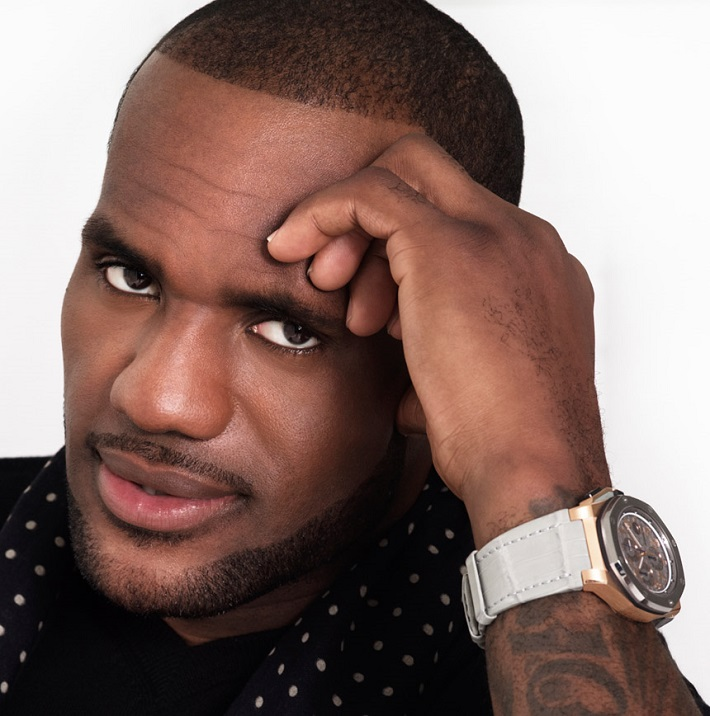 Limited edition watches: LeBron James scores a limited edition Audemars Piguet Limited edition watches: LeBron James scores a limited edition Audemars Piguet Limited edition watches: LeBron James scores a limited edition Audemars Piguet Audemars Piguet Royal Oak Offshore LeBron James