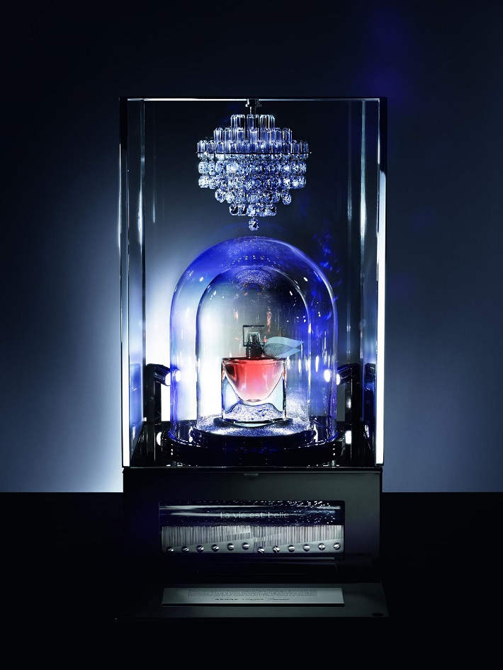 """luxury fragrance by Lancôme, Reuge and Baccarat"" Limited editions: a luxury fragrance by Lancôme, Reuge and Baccarat Limited editions: a luxury fragrance by Lancôme, Reuge and Baccarat design limited edition luxury fragrance la vie est belle by lancome reuge and baccarat"