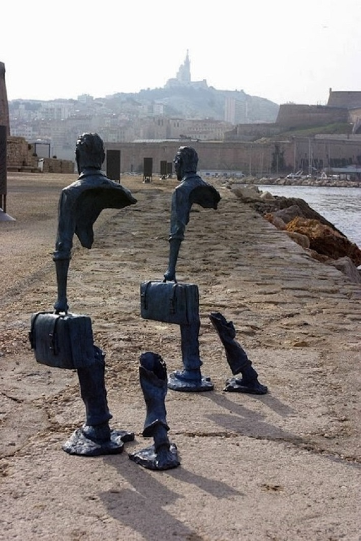 Intriguing sculptures by Bruno Catalano bruno catalano Intriguing sculptures by Bruno Catalano Arts crafts Intriguing sculptures by Bruno Catalano7