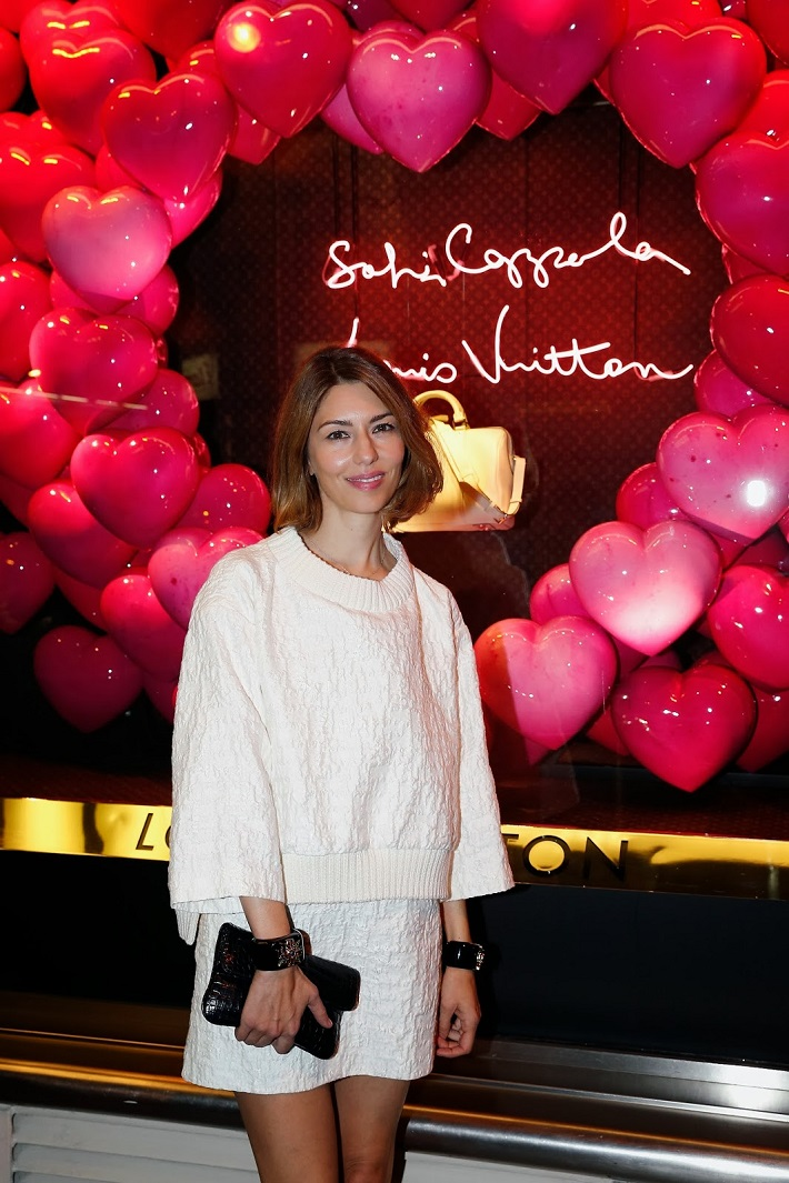 Limited edition fashion accessories: Louis Vuitton by Sofia Coppola Limited edition fashion accessories: Louis Vuitton by Sofia Coppola Limited edition fashion accessories: Louis Vuitton by Sofia Coppola Sofia Coppola limited edition bag1