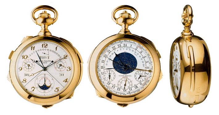 The most expensive watches in the world expensive watches The most expensive watches in the world Patek Philippe Supercomplication the most expensive watches