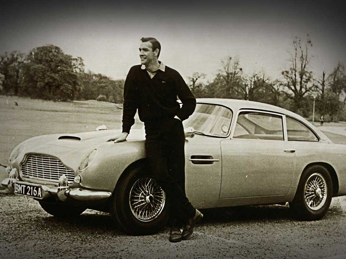 A new british luxury sports car will soon be unveiled A new british luxury sports car will soon be unveiled A new british luxury sports car will soon be unveiled Sean Connery 007 aston martin