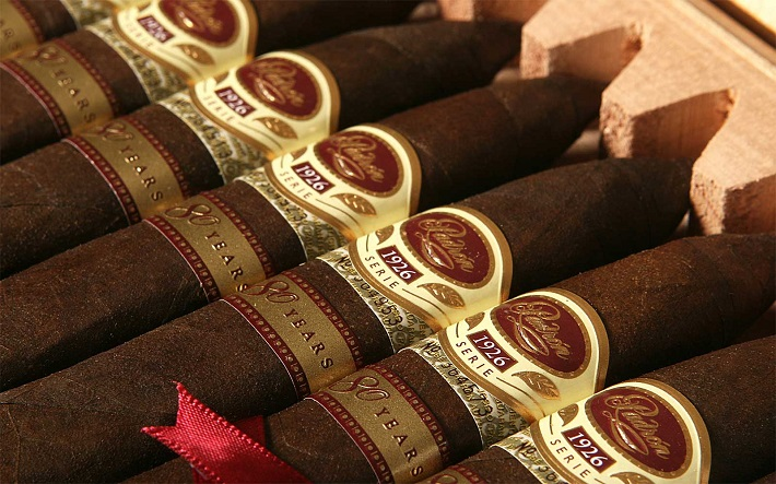 World's most expensive cigars: The top 10 expensive cigars World's most expensive cigars: The top 10 cigars close up in box