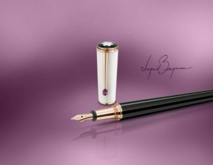 4Ingrid_Bergman Montblanc - The Muses Edition  Montblanc – The Muses Edition  4Ingrid Bergman 310x240