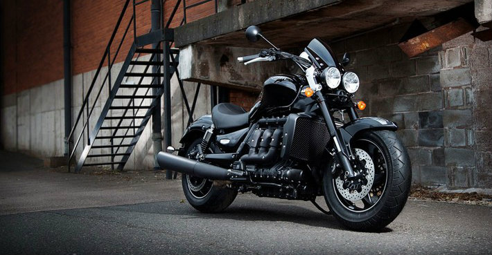 Triumph Rocket X Limited Edition Triumph Triumph Rocket X Limited Edition 2015 Triumph Rocket X Beauty2