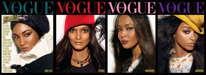 The Top 5 Most Outrageous Vogue Magazine Covers The Top 5 Most Outrageous Vogue Magazine Covers 47   47
