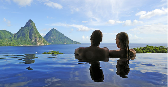 The most romantic luxury experiences The most romantic luxury experiences The most romantic luxury experiences JadeMountain JM22005