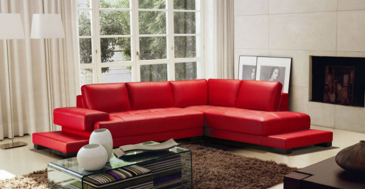 The Best Red Sofas for 2015 The Best Red Sofas for 2015 The Best Red Sofas for 2015 acrylic coffee table with striped occasional stools feat innovative red sofa set and calm torchiere floor lamp