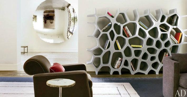 Designer bookshelves every luxury home should have