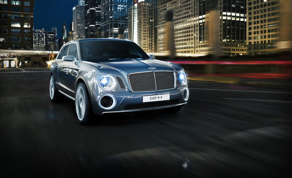 2015 Motoring Trends: The Bentley SUV 2015 Motoring Trends: The Bentley SUV 2015 Motoring Trends: The Bentley SUV bentley exp 9 f suv concept photo 449352 s 986x603