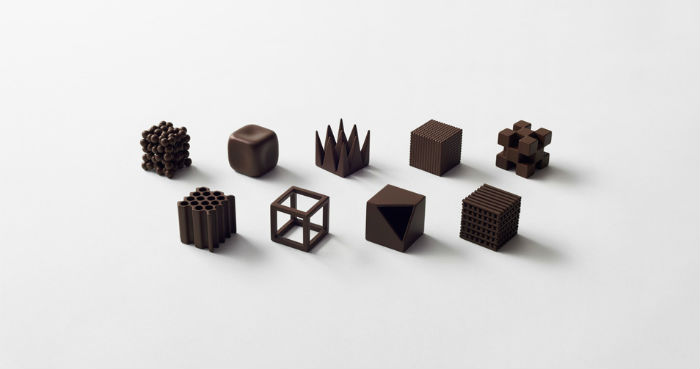 Limited-Edition Chocolate by Nendo Limited-Edition Chocolate by Nendo Limited-Edition Chocolate by Nendo chocolate nendo 15