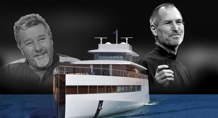 Take a look inside Steve Jobs' Luxury Yacht steve jobs Take a look inside Steve Jobs' Luxury Yacht vf slider venus 2203