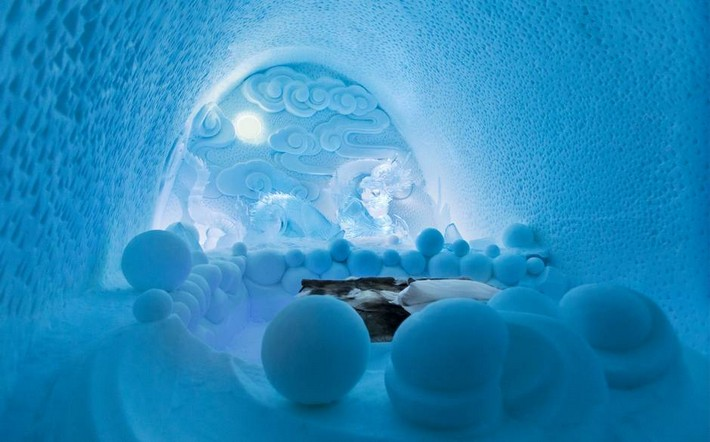Take a look inside Sweden's Icehotel Take a look inside Sweden's Icehotel Take a look inside Sweden's Icehotel 20121