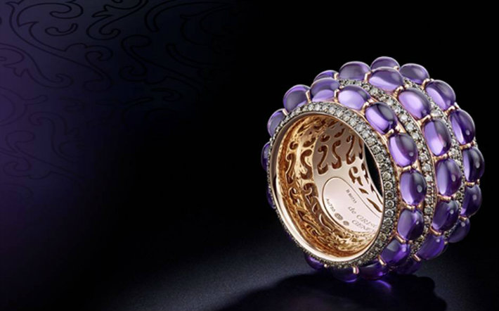 Valentine's Day Gift Ideas: The Finest Purple Pieces Valentine's Day Gift Ideas: The Finest Purple Pieces Valentine's Day Gift Ideas: The Finest Purple Pieces ring2