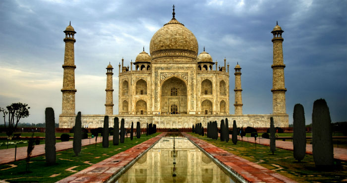 The Most Expensive Romantic Gifts The Most Expensive Romantic Gifts The Most Expensive Romantic Gifts taj mahal india the city of agra the taj mahal architecture marble domes minarets cloudy