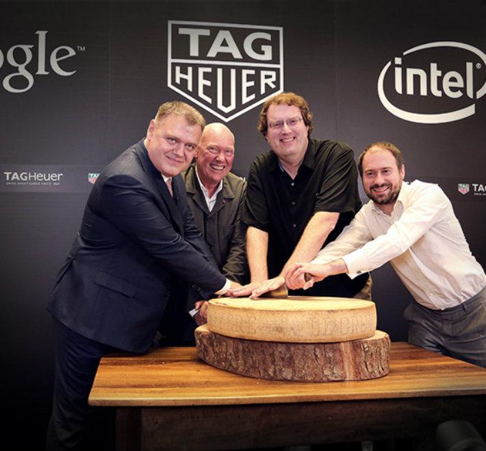 New Partnership to launch Swiss Smartwatch