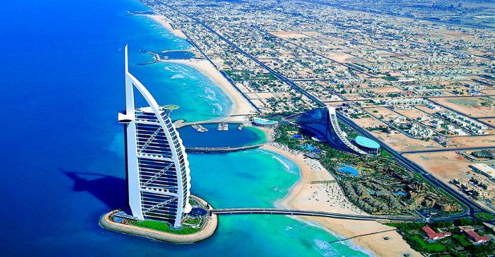 The World's Most Luxurious Hotel: Burj Al Arab