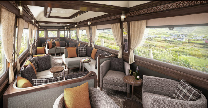 Irland Announces Its First Luxury Train Irland Announces Its First Luxury Train Irland Announces Its First Luxury Train IrelandLuxuryTrain6