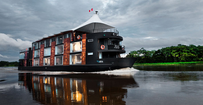 Explore The Amazon In A Luxurious Riverboat Luxurious Riverboat Explore The Amazon In A Luxurious Riverboat Explore The Amazon In A Luxurious Riverboat 00