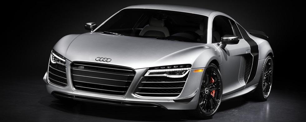 Bigger, Lighter, and Faster: Audi R8 2017