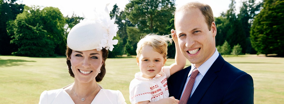 Prince George's second birthday - Limited edition commemorative coin