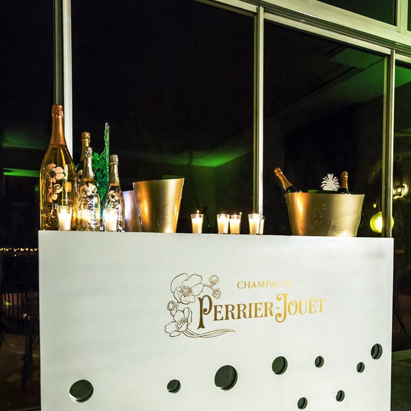 The exceptional experience of Perrier-Jouёt champagne