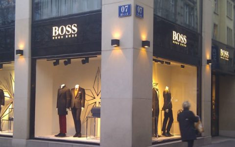 HUGO BOSS TOP LUXURY BRANDS: ALL YOU NEED TO KNOW ABOUT HUGO BOSS Hugo Boss Mannheim O7 480x300