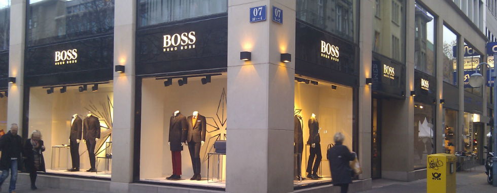 TOP LUXURY BRANDS: ALL YOU NEED TO KNOW ABOUT HUGO BOSS HUGO BOSS TOP LUXURY BRANDS: ALL YOU NEED TO KNOW ABOUT HUGO BOSS Hugo Boss Mannheim O7