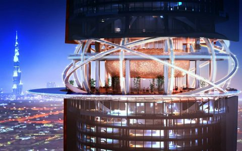 The incredible Dubai's Hotel and Residence Towers luxury incredible Hotel Dubai's incredible Hotel and Residence Towers The incredible Dubais Hotel and Residence Towers luxury 480x300