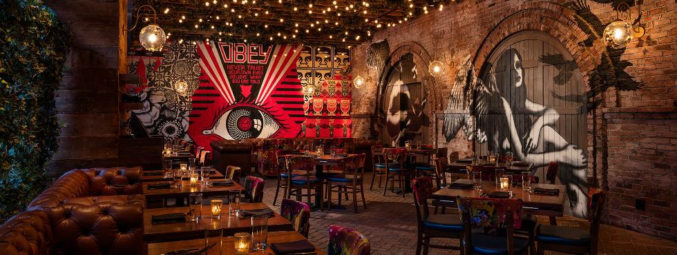 Best Art Restaurants Around the World Art Restaurants Best Art Restaurants Around the World Restaurante Vandal New York