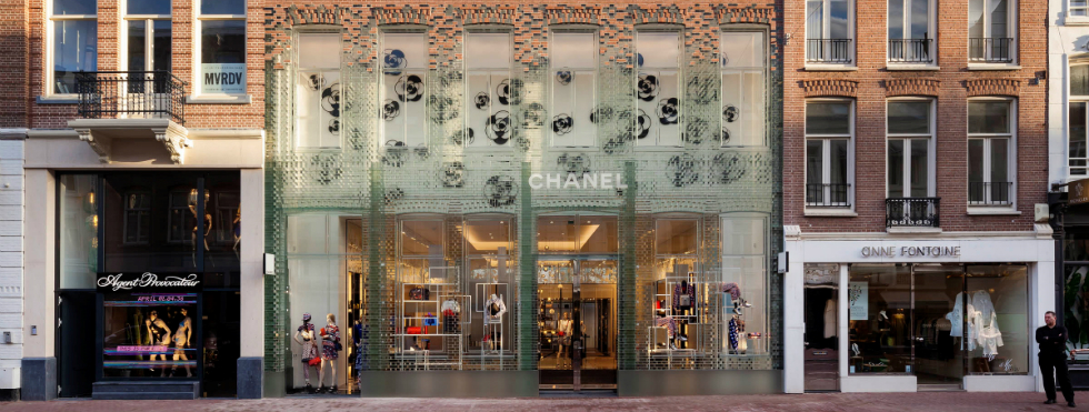 Chanel New Luxury Design Boutique in Amsterdam Luxury Design Boutique Chanel New Luxury Design Boutique in Amsterdam Feature 7