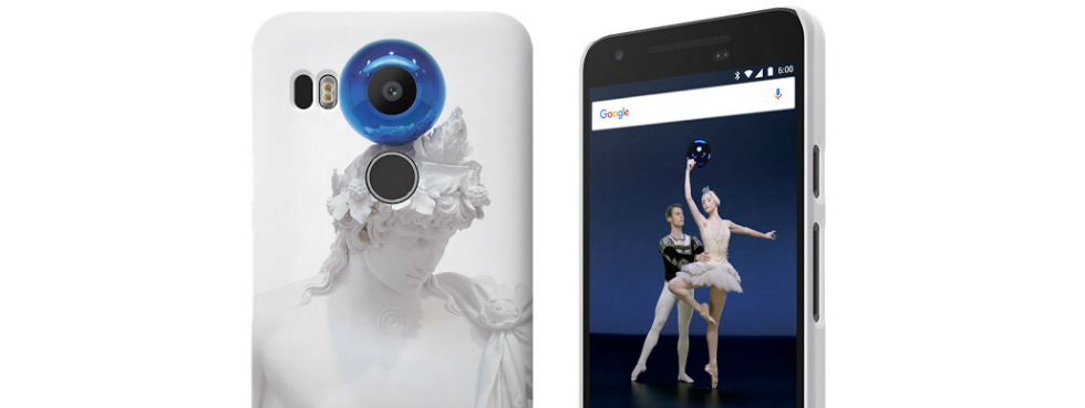 Google Teams Up With Jeff Koons For Limited-Edition Nexus Phone Cases Google Google Teams Up With Jeff Koons For Limited-Edition Nexus Phone Cases 20