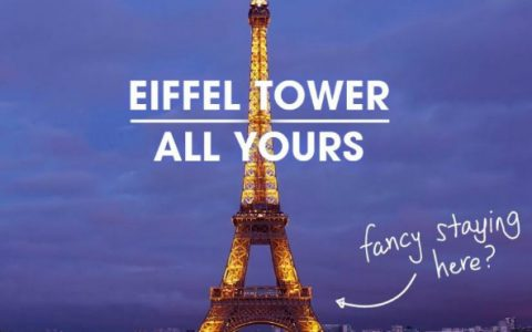 Eiffel Tower Unforgettable Experiences: Sleep Over at The Eiffel Tower This Summer Feature 15 480x300