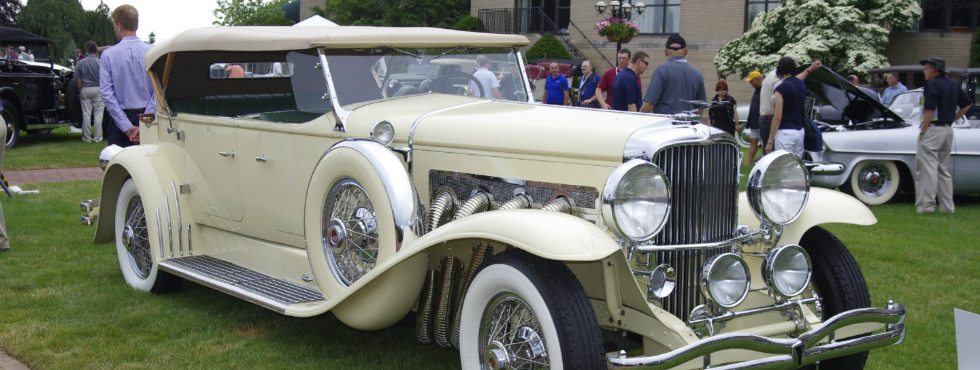 The Elegance At Hershey: A Mandatory Event For Luxury Car Lovers