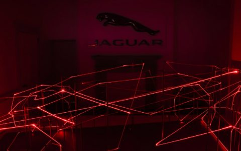 london's design biennale Jaguar Creates A Laser Sculpture For London's Design Biennale 2016 Feature 6 480x300