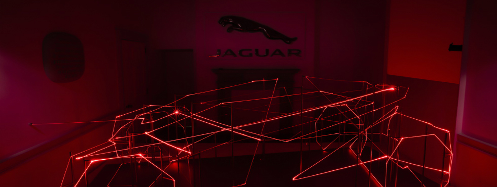 Jaguar Creates A Laser Sculpture For London's Design Biennale 2016 london's design biennale Jaguar Creates A Laser Sculpture For London's Design Biennale 2016 Feature 6