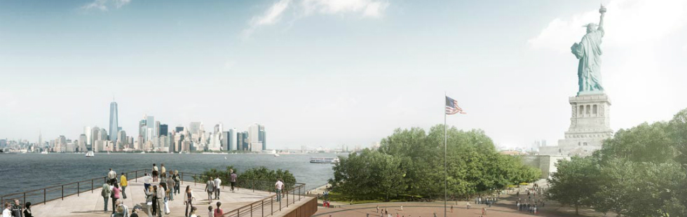 The Incredible Designs for the Statue of Liberty's New Museum Statue of Liberty The Incredible Designs for the Statue of Liberty's New Museum Feature 15