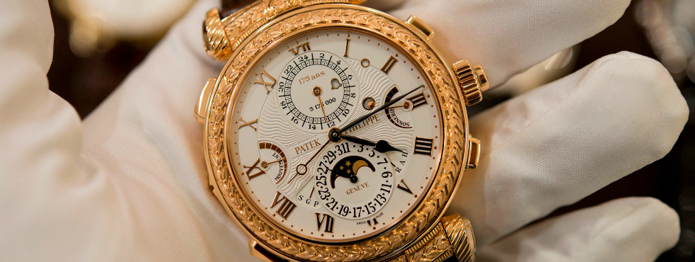Patek Philippe's 175th Anniversary Wrist Watch: The Grandmaster Chime patek philippe Patek Philippe's 175th Anniversary Wrist Watch: The Grandmaster Chime Feature 2