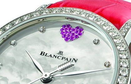 Blancpain releases a St. Valentine's Day Special edition Watch