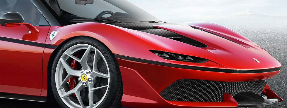 Ferrari J50: A Special edition ferrari j50 Ferrari J50: A Special edition aa