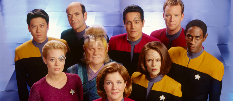"Limited Edition ""Star Trek: Voyager"" limited edition Limited Edition ""Star Trek: Voyager"" bbbb 1"