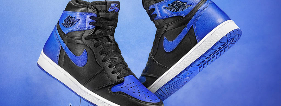 Nike's Limited Edition Air Jordan 1 'Royal' Limited Edition Nike's Limited Edition Air Jordan 1 'Royal' bbbb 2