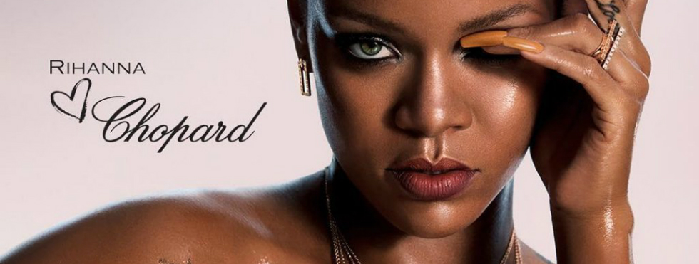 Rihanna is the new face of Chopard's Limited Edition limited edition Rihanna is the new face of Chopard's Limited Edition bbbb 7