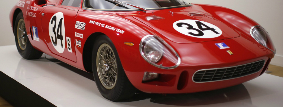 Top 10 Most Expensive Cars Ever Sold At Auction