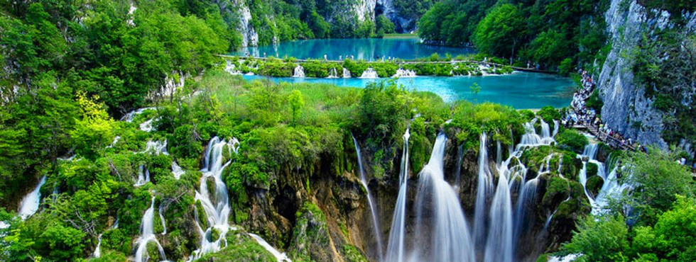 The most beautiful water landscapes in the world