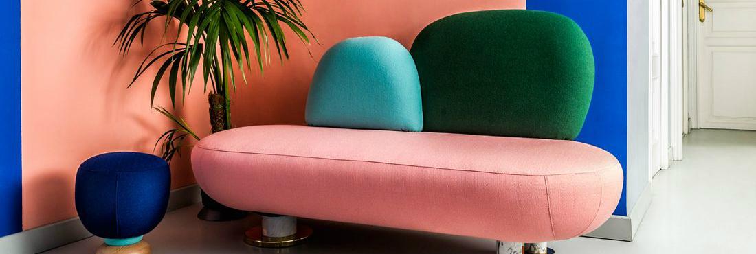 Discover Masquespacio's Vibrant Colors Projects