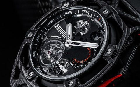 hublot watch Ferrari Celebrates 70th Anniversary With Hublot Watch bbbb 4 480x300